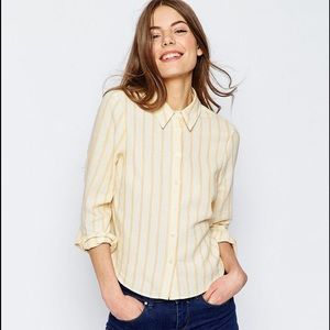 ASOS Summer stripe shirt
